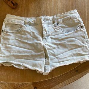 Victoria's Secret Denim Boyfriend Shorts